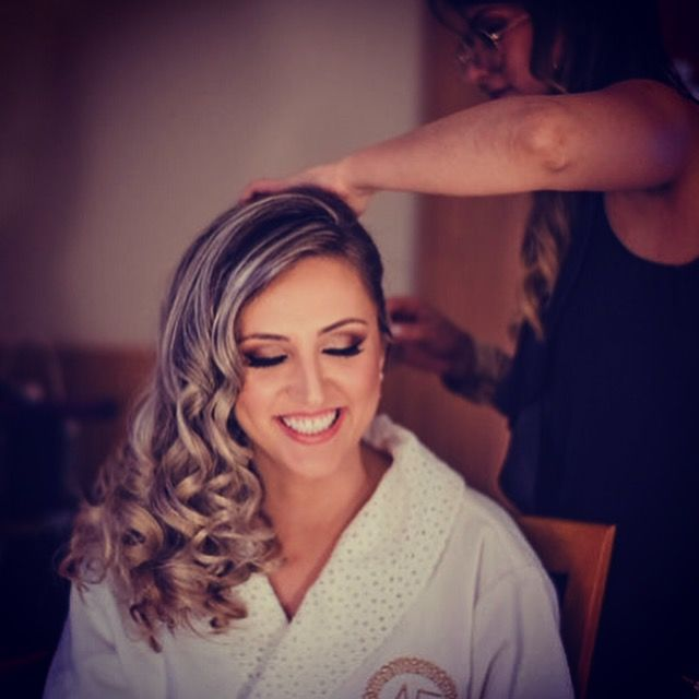 Alline Fonseca Makeup Artist e Hair
