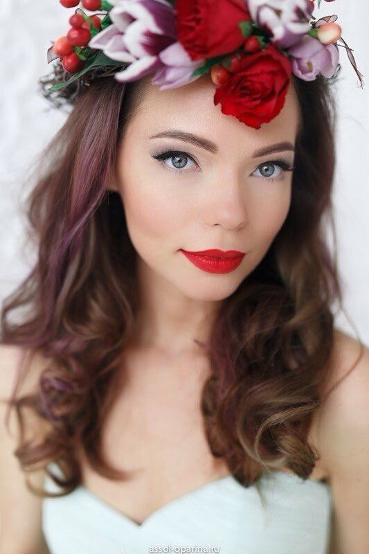 Визажист-стилист: Наталья Сафронова