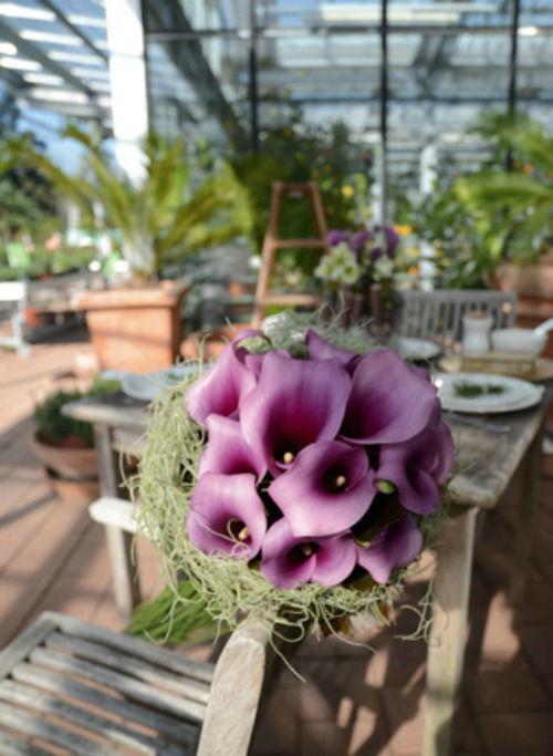 Beispiel: Brautstrauß, Foto: Sommerer Blumen.