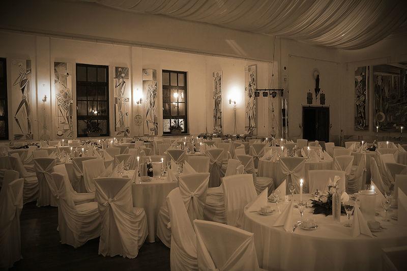Beispiel: Die Location für Ihre Hochzeit, Foto: Café Stormwind.