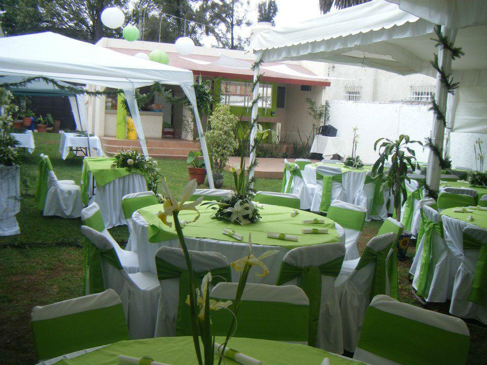Jard n la casa verde bodas for Jardin verde
