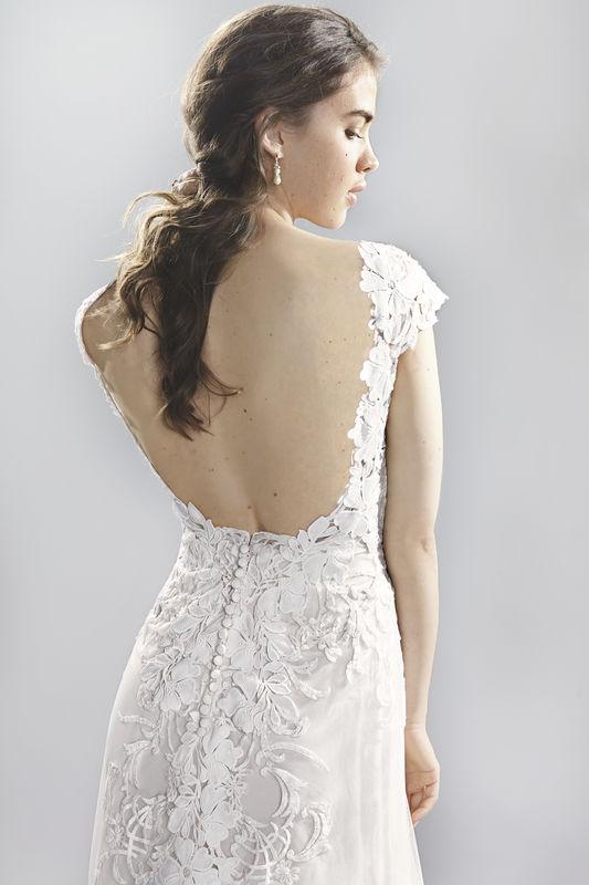 Lillian West Vestidos de novia Justin Alexander en México