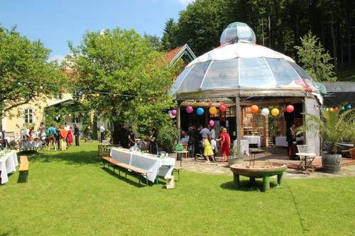 Beispiel: Perfekte Location, Foto: Villa Kunterbunt.