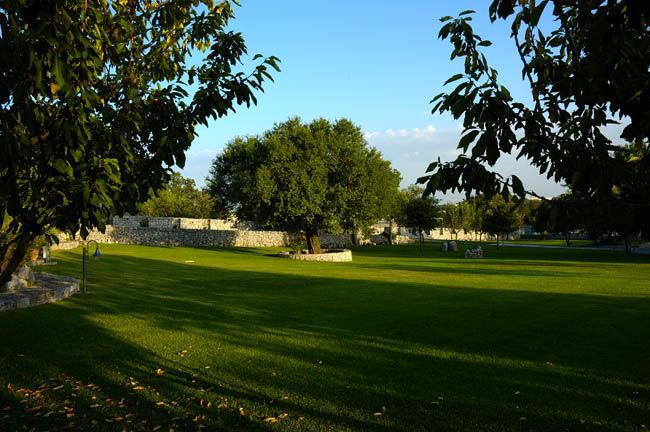 Il parco - Barsentum Masseria fortificata