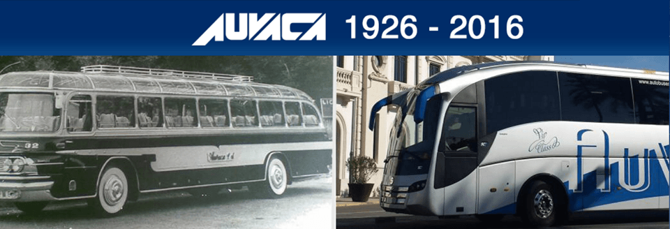 Autobuses Auvaca