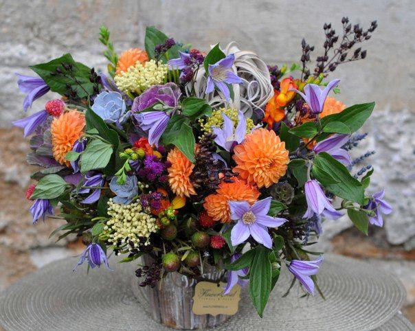студия флористики и декора FlowerSoul #свадебныйдекор #свадьбамосква