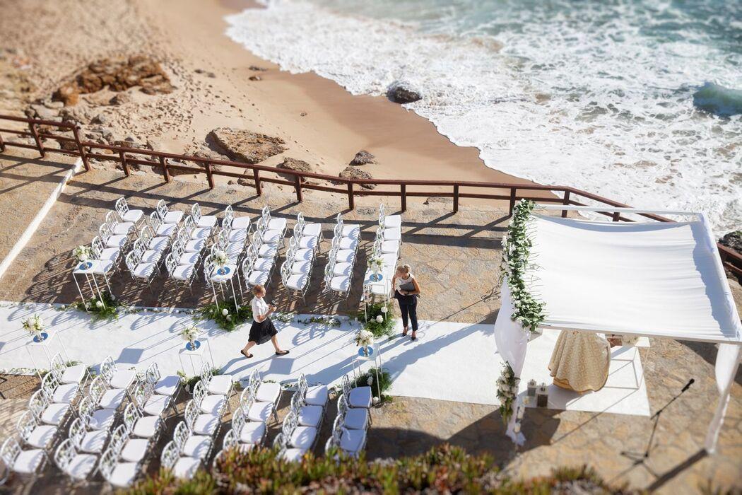 Свадьба в Португалии от Dream Weddings Europe - подготовка