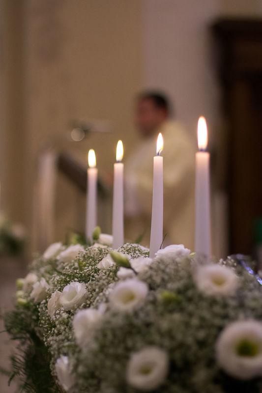 Magnolia - Wedding & Events Planner Allestimento Chiesa di Magnolia