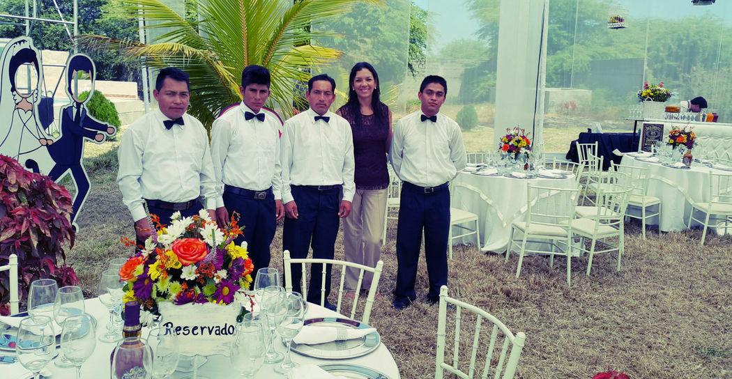 J/V Eventos Integrales Jenny Sarango Aguila