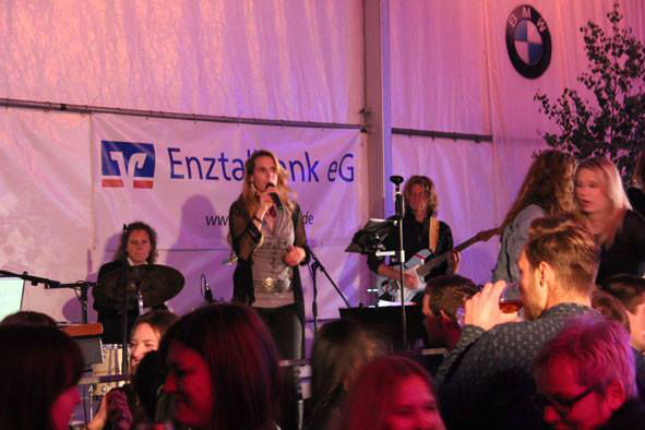 Weinfest Band; Foto: Suite 16