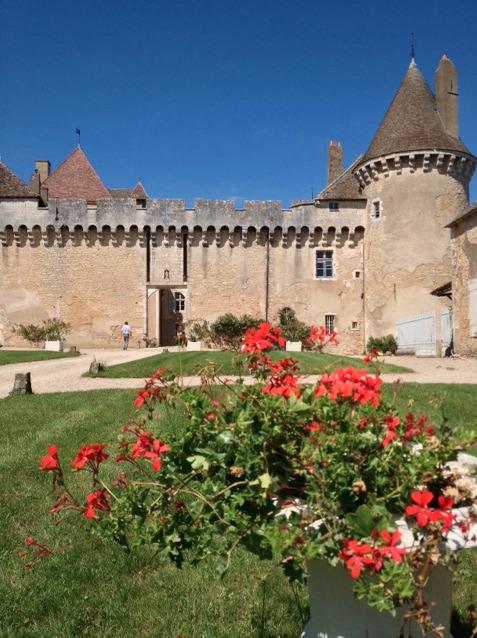 Château de Rully Réception