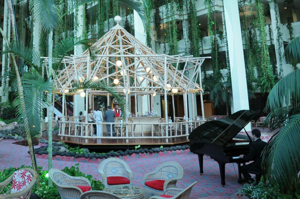 Piano Bar para Cóctel