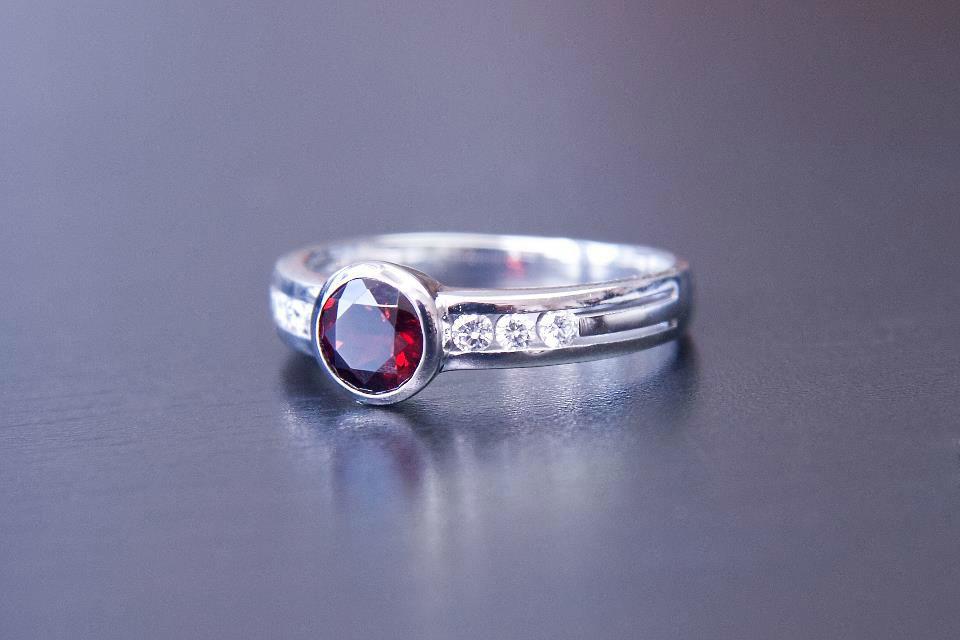 Stupendi anelli, su 21Diamonds!