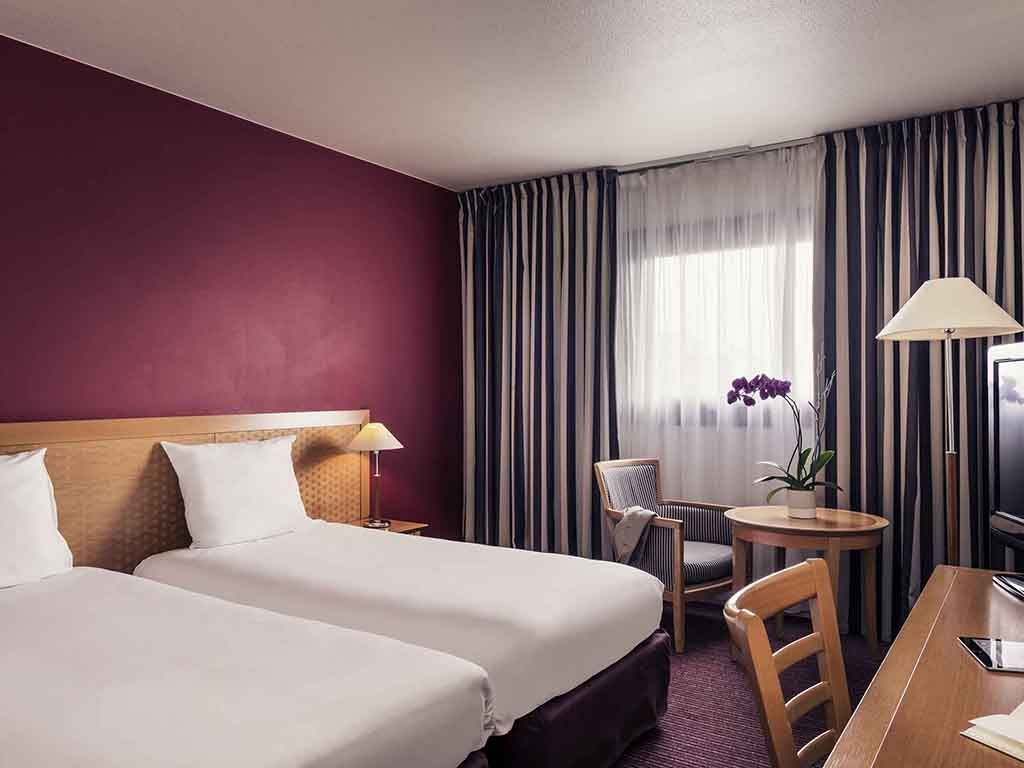 Hotel Mercure Paris Porte de Versailles Expo