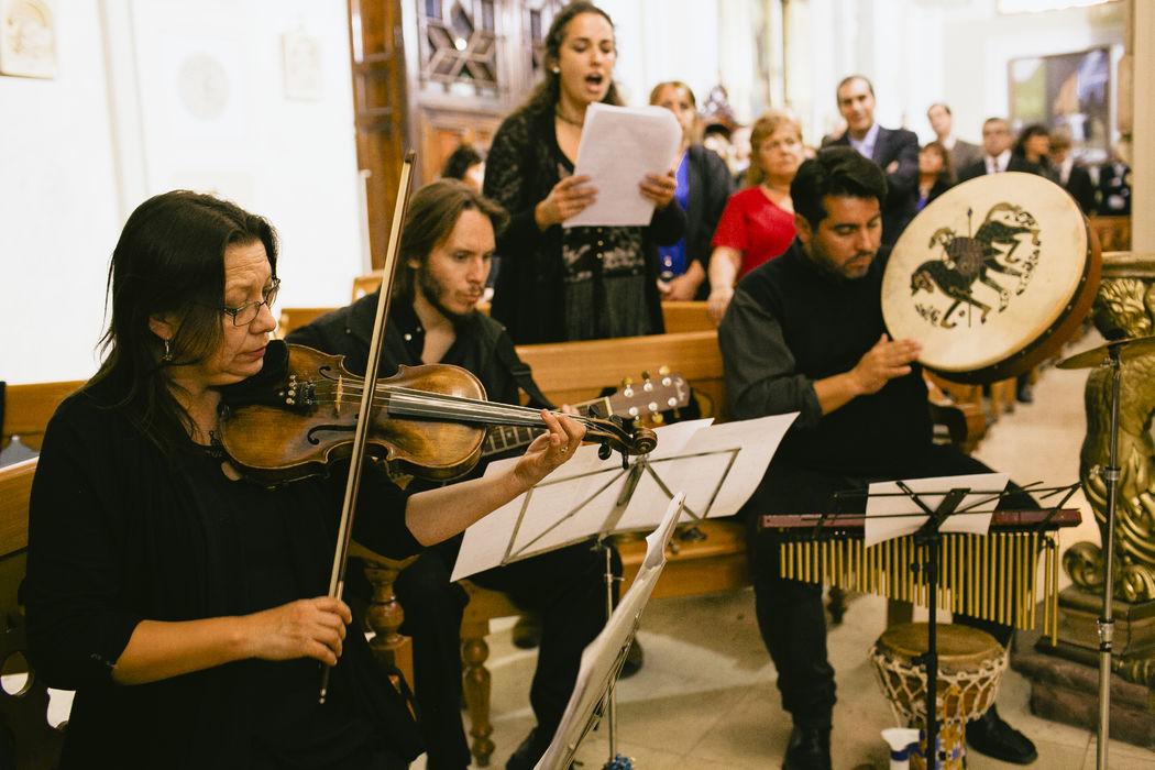 Gaitero Matrimonios Música Celta y Medieval