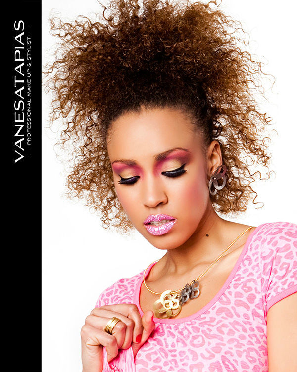 Vanesa Tapias Make Up & Stylist
