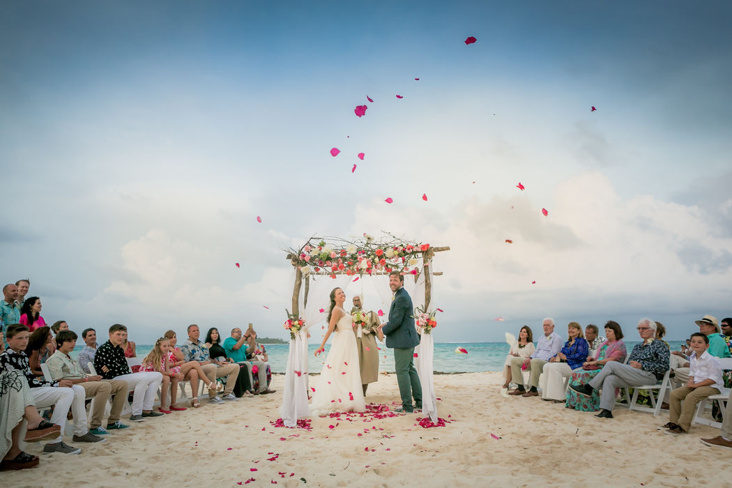 Recepción en San Andres Islas by Saiweddings