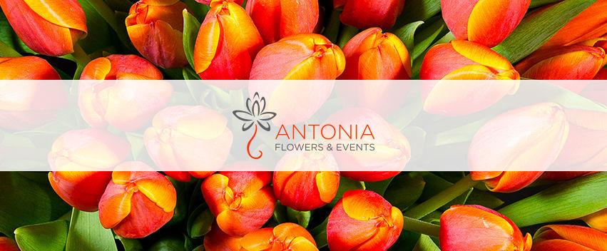 Antonia Flowers in Rome