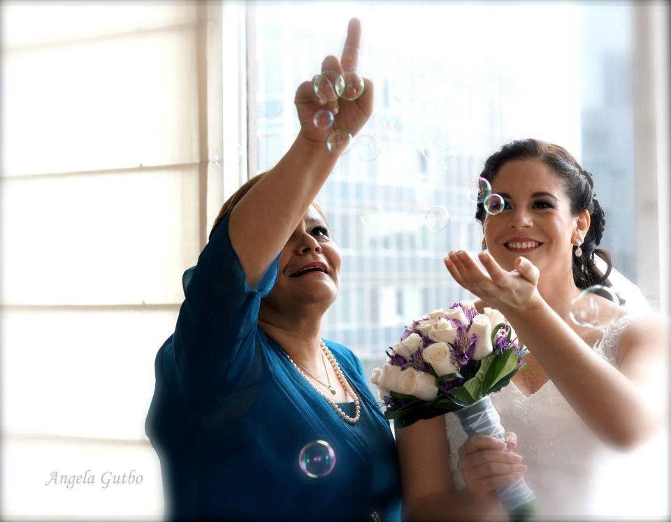 Matrimonio Vero y Kike Madre