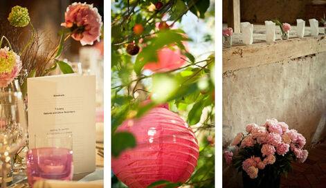 Beispiel: Vintage Hochzeiten, Foto: ich will! Hochzeiten & Events.