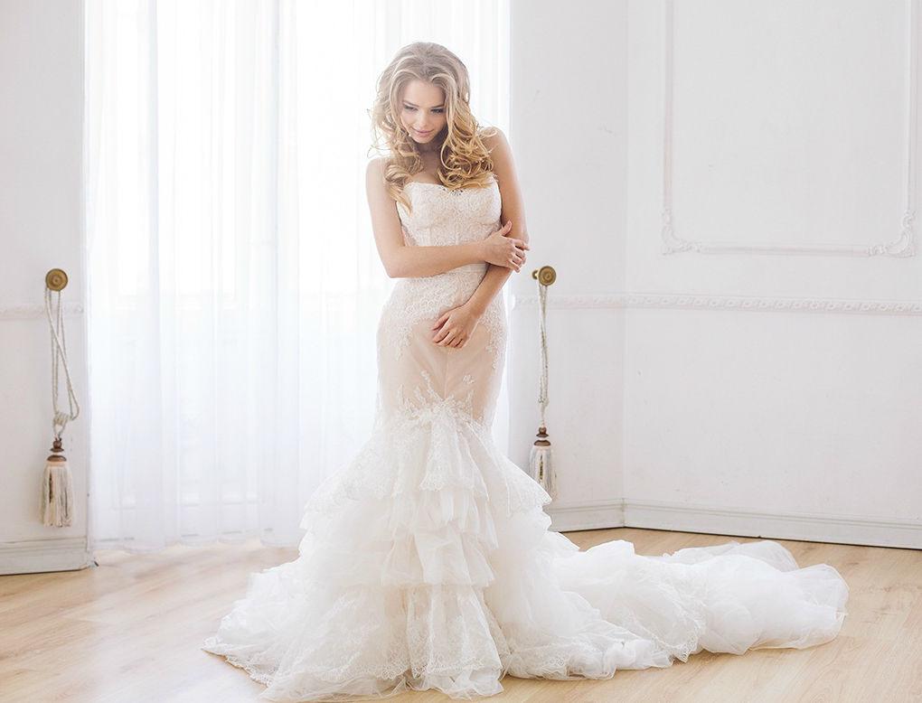 Свадебное платье Жозефина