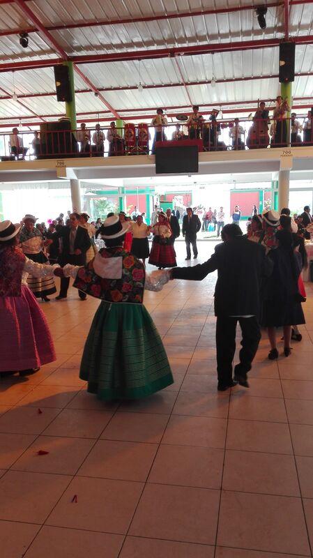 Orquesta tipica para la palpa. Huancayo
