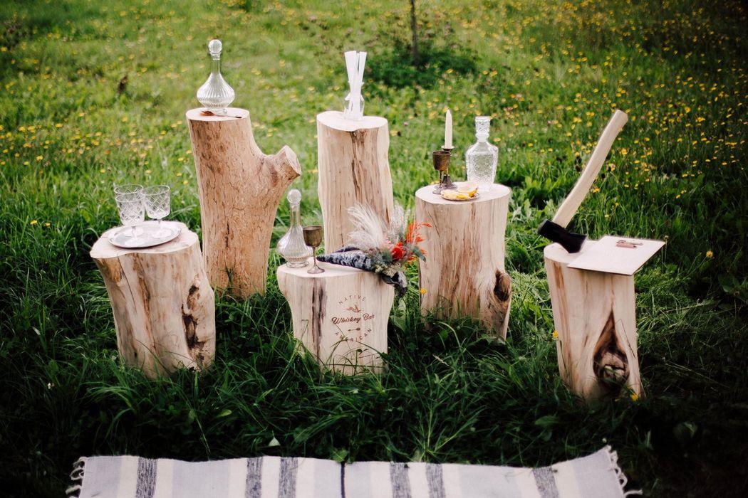 Свадебная мастерская декора Барсуки