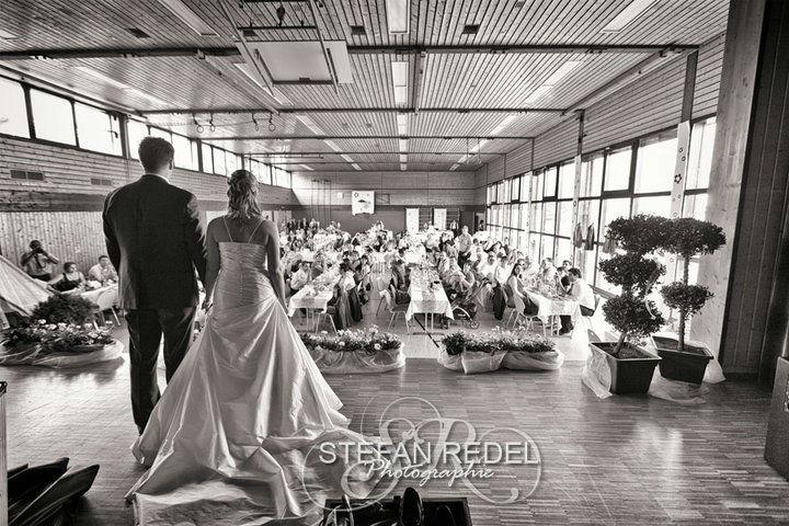 Beispiel: Fotos von Ihrer Hochzeitsfeier, Foto: Stefan Redel Photographie.