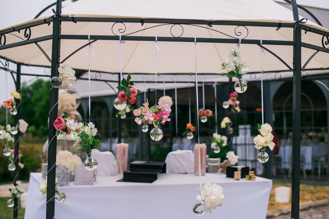 Mariage de Delphine & Alexandre, Domaine de la Grande Commune, décoration A Fleur et à Mesure