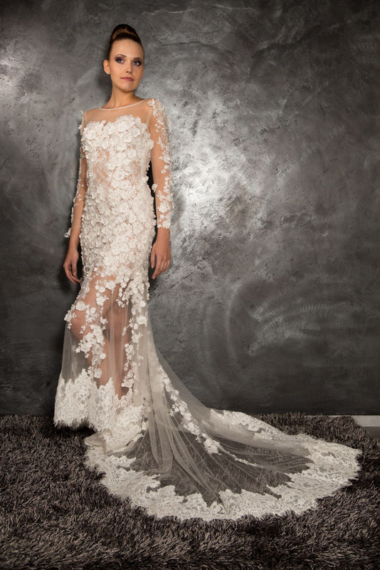 White Dress Modèle Aconit  www.whitedress.lu