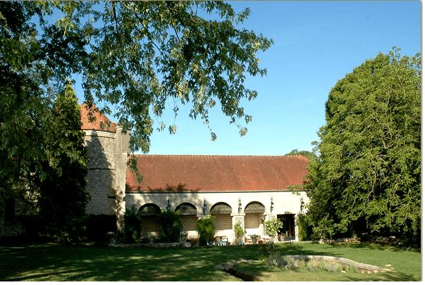 Le Manoir des Chevaliers   Le Parc