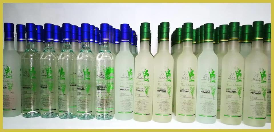 Botellas Vip
