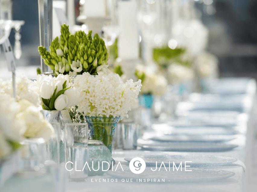 Claudia & Jaime Eventos