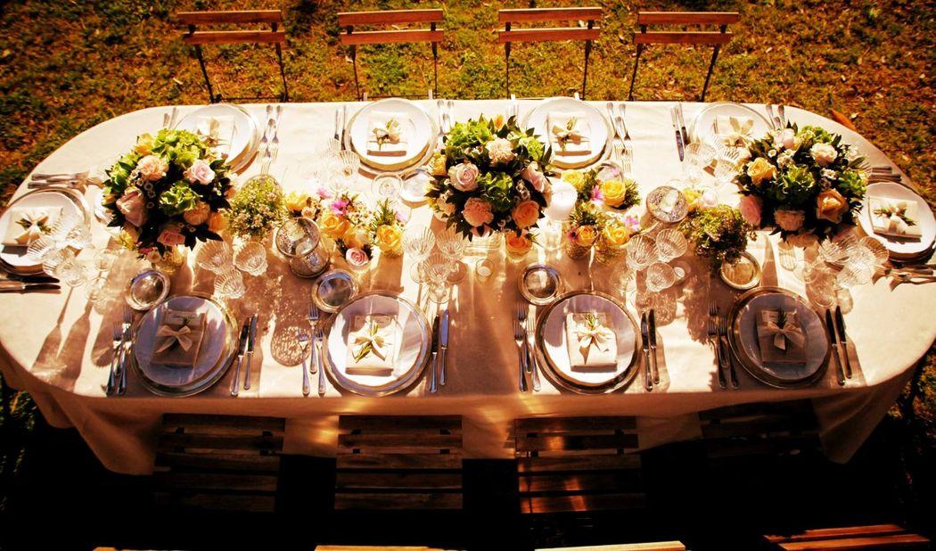 Matrimonio sull'Appia Antica. Roberta Torresan Wedding Planner & Designer, Roma