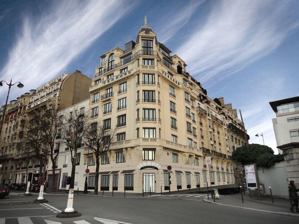 "Terrass"" Hôtel ****"
