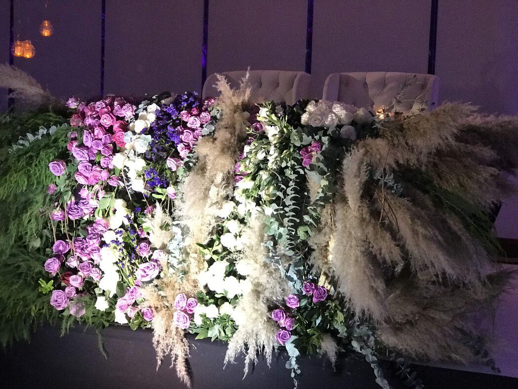 Crisanta Decoración Floral