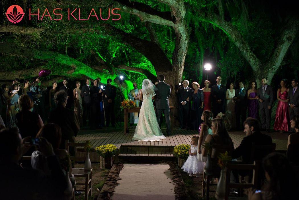 # Has Klaus Eventos #Casamento Luciana e Paulo #Sitio da Figueira