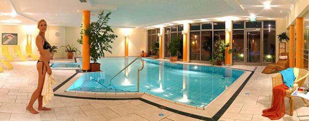 Beispiel: Wellness und Spa, Foto: Alpen Adria.