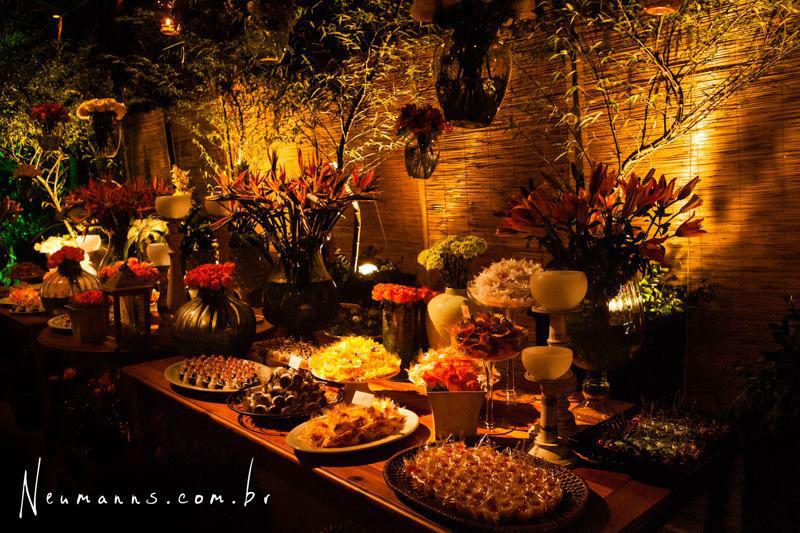 Arminda Antunes Decoração e Flores Foto: Neumanns