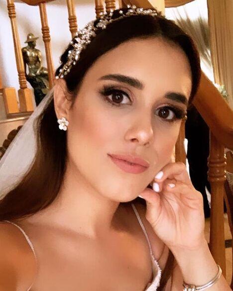 Ximena Samaniego Makeup Designer