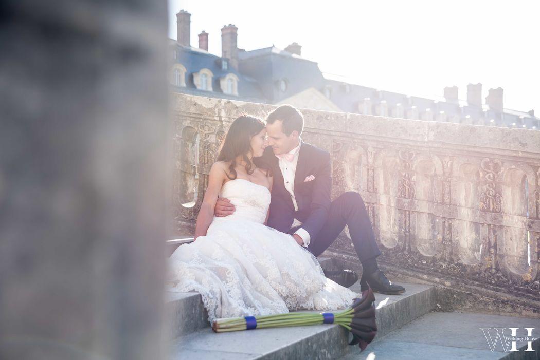 Wedding House - Château de Fontainebleau