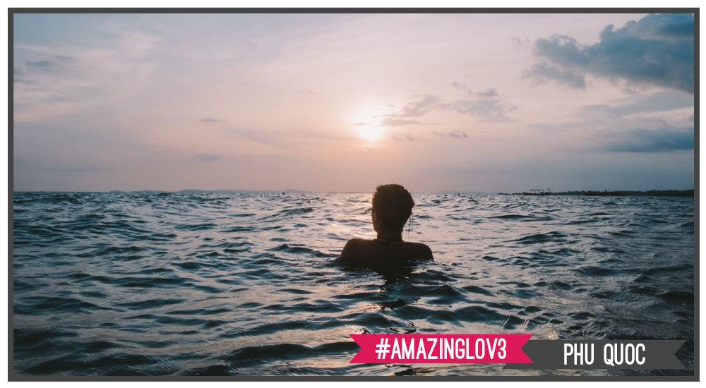 le sfumature del tramonto di Phu Quoc