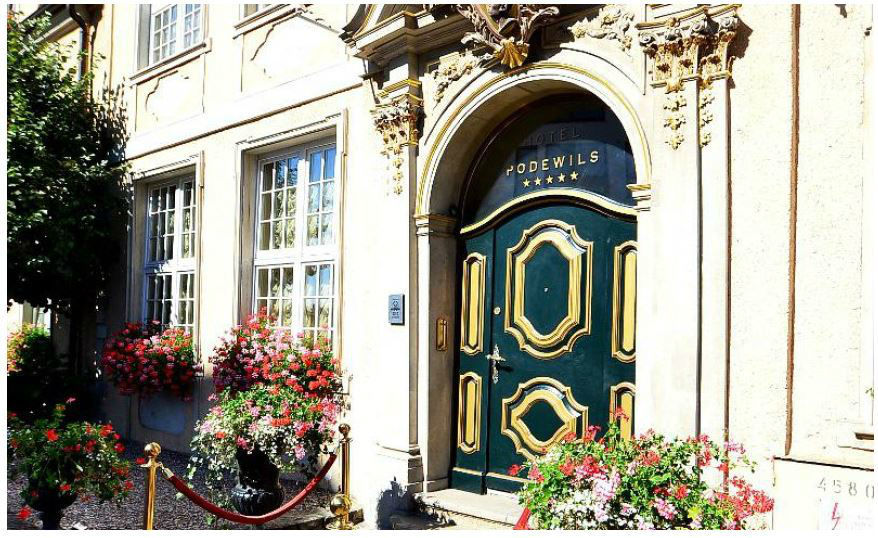 Hotel Podewils w Gdańsku