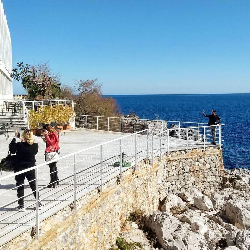 Terrazza sul mare, Splendid Hotel La Torre