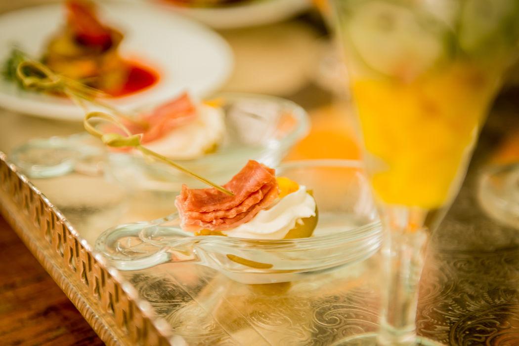 Buffet Chá com Nozes
