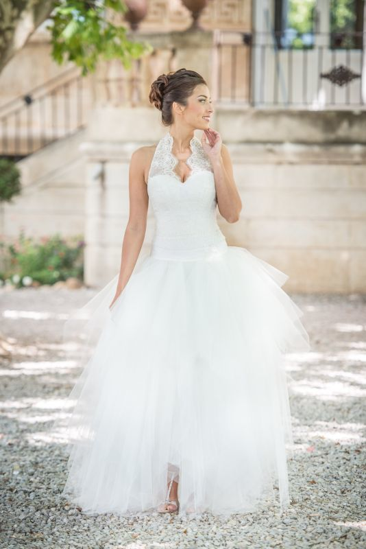 Collection Mariées de Provence 2017 - modèle ALLIANCE