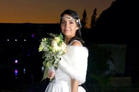 Tocados Blanca Paloma