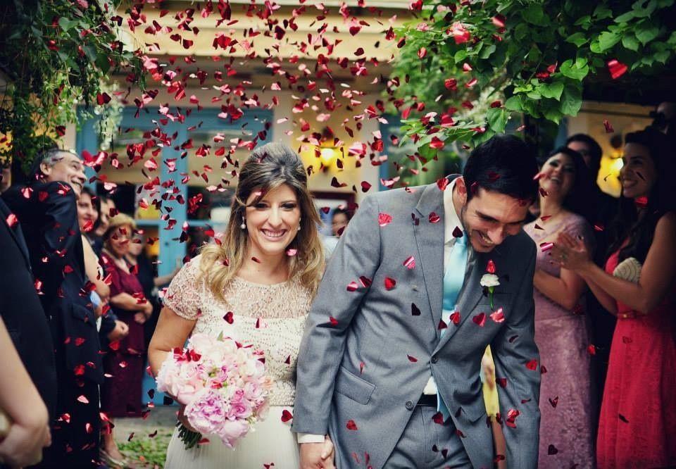 Mini Wedding Bistrô Ruella Projeto e Execução: Leivas & Lourenço Wedding por Luciana Lourenço e Denise Leivas Foto: Louise Esperança