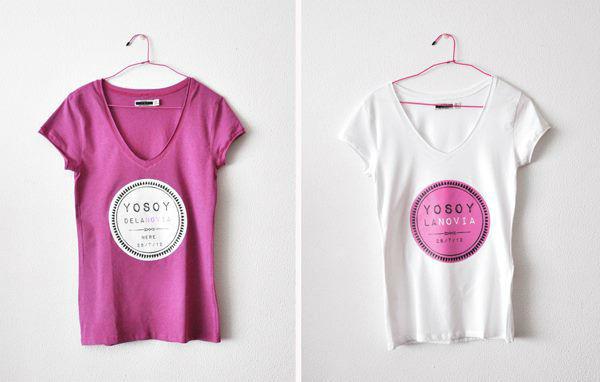 Camisetas despedida novia