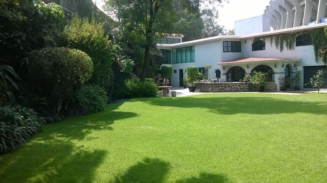 Jardín Azteca
